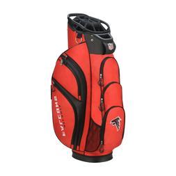 Wilson Staff - New NFL Cart Golf Bag - Atlanta Falcons - 202