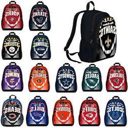 New NFL PICK YOUR TEAM Boy / Girl / Kids School Backpack Sch