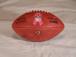 Team Issue Atlanta Falcons NFL BCA Breast Cancer Game Footba
