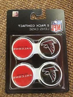 NFC Champions ATLANTA FALCONS NFL Contact Lens Cases - NEW i