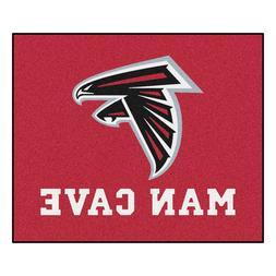 NFL - Atlanta Falcons Man Cave Tailgater Rug 60x72