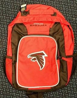 NFL Atlanta Falcons Backpack NEW