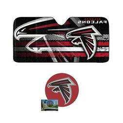 NFL Atlanta Falcons Car Truck Windshield Folding SunShade &