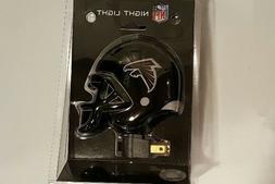 NFL Atlanta Falcons Football Helmet Night Light