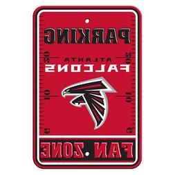 NFL Atlanta Falcons Home Room Office Bar Decor Parking Sign