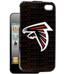 NFL Atlanta Falcons iPhone 4 4s Hard Case Mobile Phone Skin