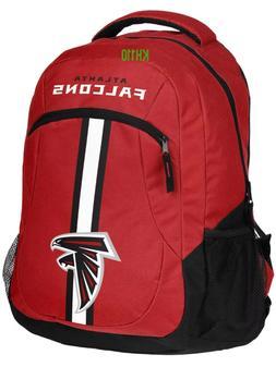 NFL Atlanta Falcons Logo Action Backpack