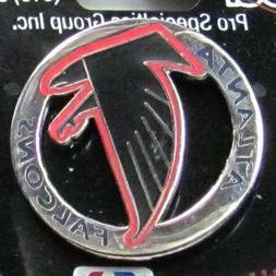 NFL Atlanta Falcons Logo Pin collectible PSG Enamel PIN New