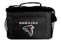 NFL Atlanta Falcons Lunch Bag - Insulated Box Tote - 6-Pack