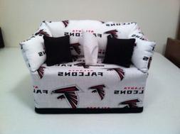 NFL Atlanta Falcons Tissue Box Cover Handmade