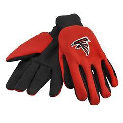 NFL Atlanta Falcons Two Tone Utility Gloves