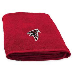 Atlanta Falcons NFL Bath Towel Cotton Shower Bathroom Pool W