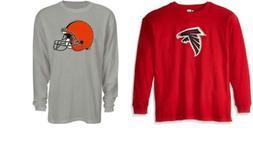 NFL Big & Tall Men's Classic Thermal Shirt Long Sleeve Licen