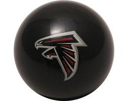 NFL Imperial Atlanta Falcons Pool Billiard Cue/8 Ball - Old