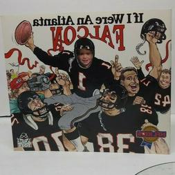 NFL KIDS PICTURE ME BOOKS ATLANTA FALCON FREE SHIPPING