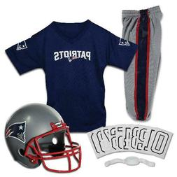 Franklin Sports NFL New England Patriots Youth Licensed Delu