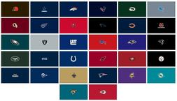 NFL Official Licensed Billiard Cloth