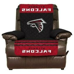 NFL REVERSIBLE RECLINER FURNITURE PROTECTOR ATLANTA FALCONS