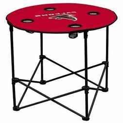 Logo Brands NFL Round Table, Atlanta Falcons