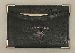 NFL Suite Collection - Atlanta Falcons Leather Pocket Note J
