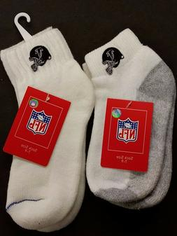 NFL Youth Socks, Size: 7-9, Atlanta Falcons #2-2