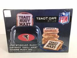 Pangea Brands TOASTER Atlanta Falcons  Pro Toast Elite NFL l