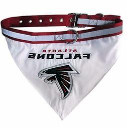Pets First Atlanta Falcons Collar Bandana