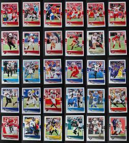2020 Panini Donruss Football Cards Complete Your Set U Pick