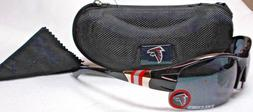 Read Listing! Atlanta Falcons BULLSEYE 3D LOGO on Blade Sung