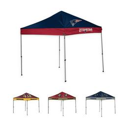 NFL Canopy Tent All Teams w/ Case Shelter Waterproof Folding
