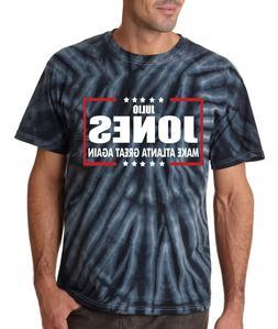 "Tie-Dye Julio Jones Atlanta Falcons ""Make Atlanta Great Agai"