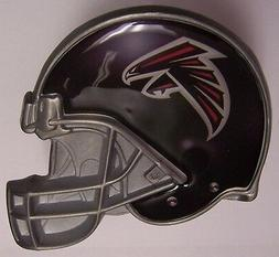 Trailer Hitch Cover NFL Atlanta Falcons NEW Metal Football H