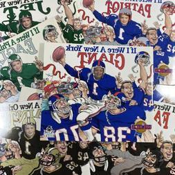 "Vintage 1994 NFL Kids ""IF I WERE A"" Professional Football Pl"