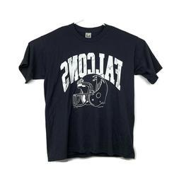 Vintage 90's Atlanta Falcons Logo 7 NFL Big Logo T-Shirt Siz