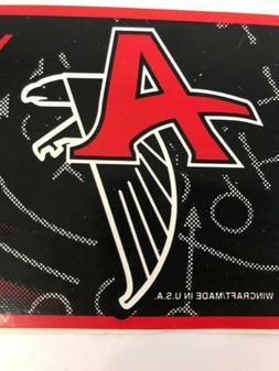 Wincraft Vintage 91' Atlanta Falcons Bumper/Banner Sticker 3
