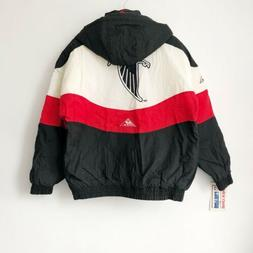 vintage apex one atlanta falcons jacket coat mens size mediu