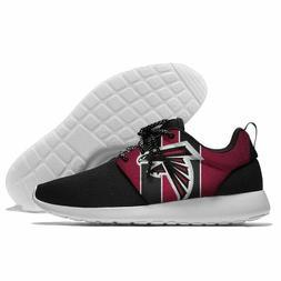 Women Men's Running Shoes Atlanta Falcons Sneaker Trainning